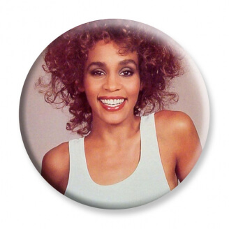 Badge : Whitney Houston