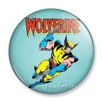 Badge : Wolverine - Marvel