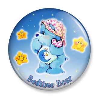 Badge : Les Bisounours - Grosdodo