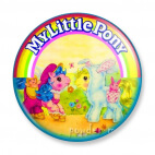 Badge : Mon Petit Poney - Duo