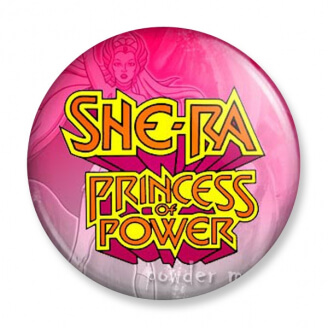 Badge : She-Ra
