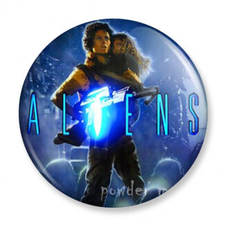 Badge : Aliens