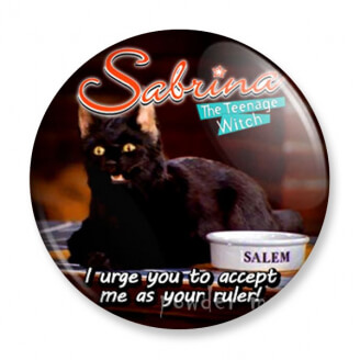 Badge : Sabrina - Salem