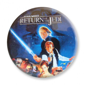 Badge : Star Wars - Le retour du Jedi