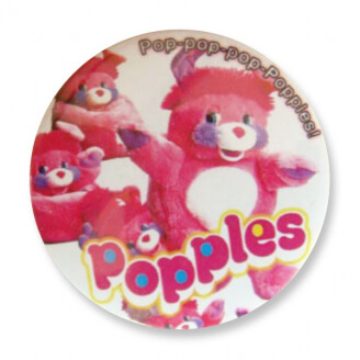 Badge : Popples