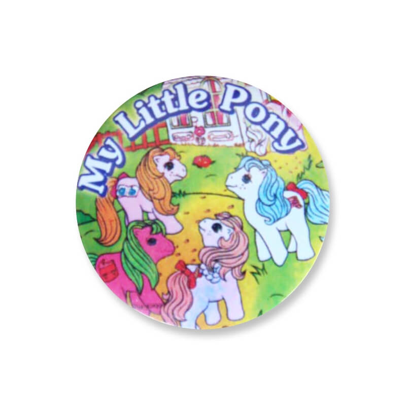 Badge : Mon Petit Poney
