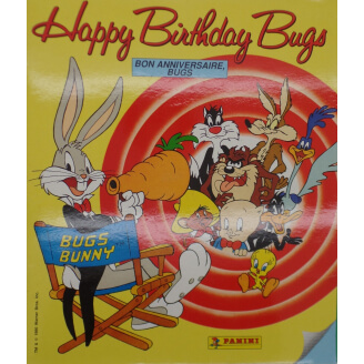 Album Panini : Happy Birthday Bugs