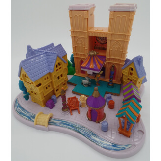 Polly Pocket - Univers de Notre Dame de Paris