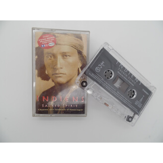 Cassette audio - Indiens - Sacred Spirit