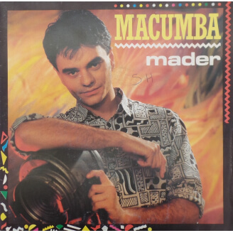 Jean Pierre Mader - Macumba