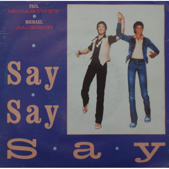 Paul McCartney et Michael Jackson - Say Say Say