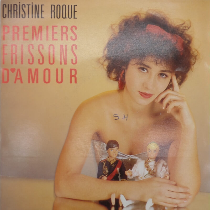 Christine Roque - Premiers frissons d'amour