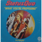 StatusQuo - What you're proposing