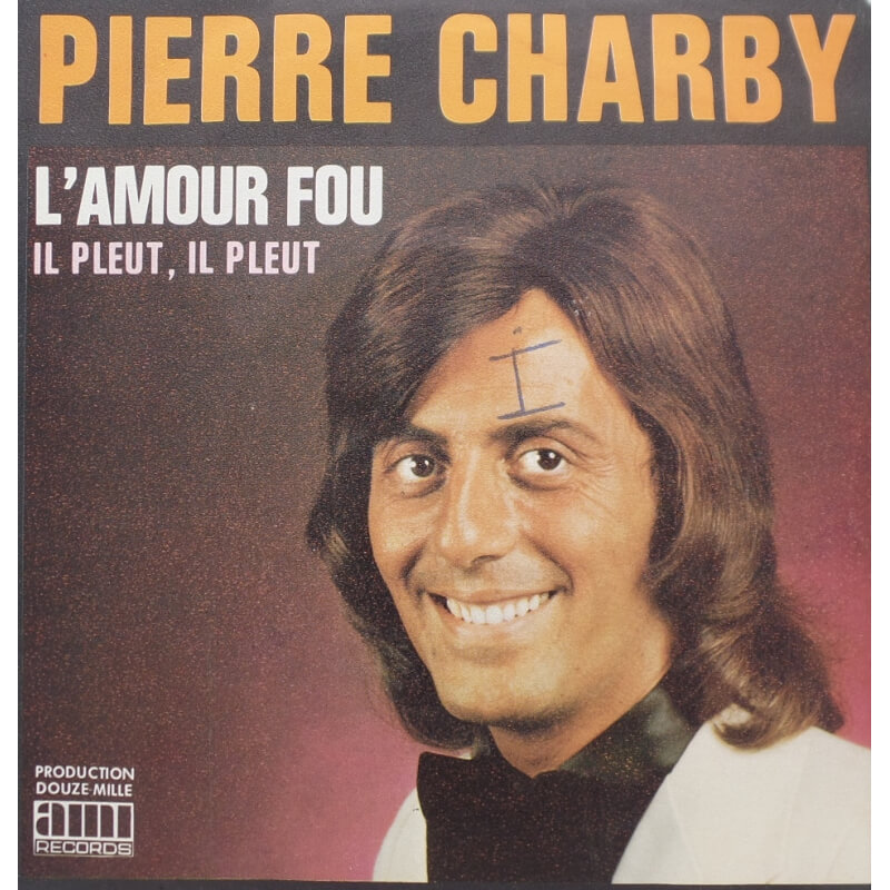 Pierre Charby - L'amour fou