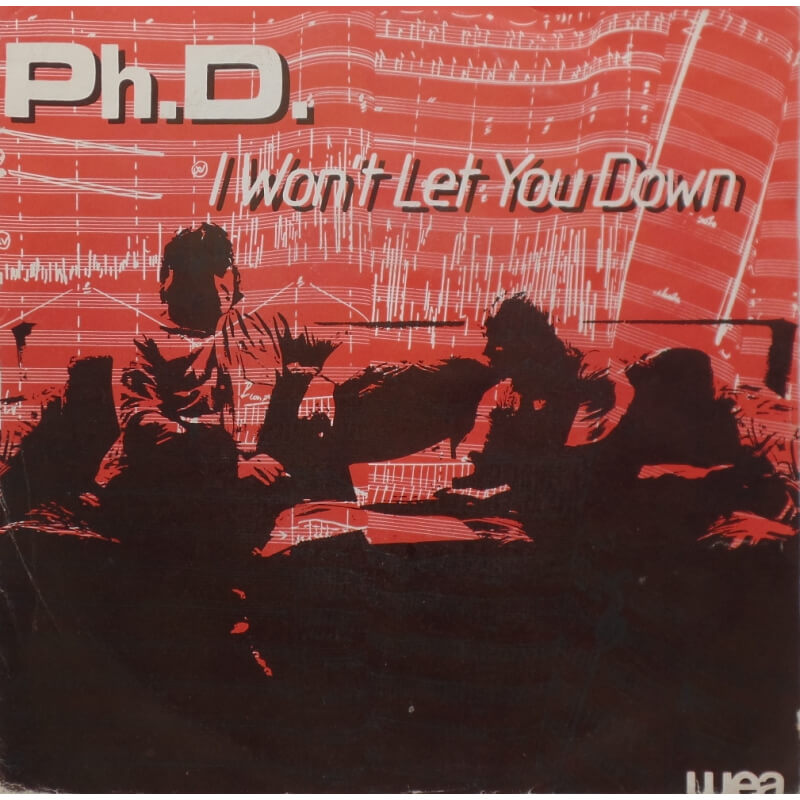 PH D - I Won't Let You Down