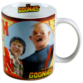 Mug - Film The Goonies - Choco et Sinok