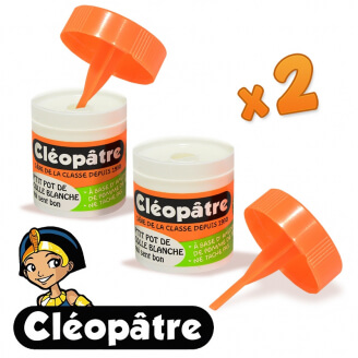 Colle Cléopâtre - Lot de 2