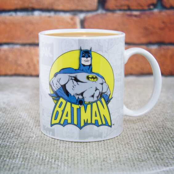 Mug Batman Comics