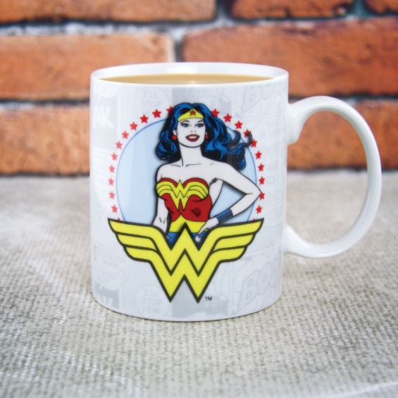 Mug Wonder Woman Comics