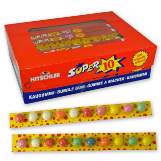 Chewing-gum Super 10