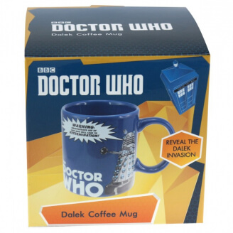 Mug Doctor Who - Dalek