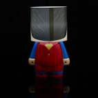 Lampe d'ambiance Superman