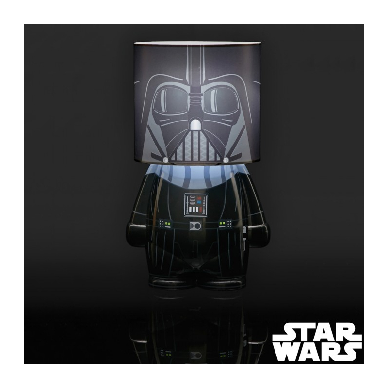 lampe d 39 ambiance star wars dark vador. Black Bedroom Furniture Sets. Home Design Ideas