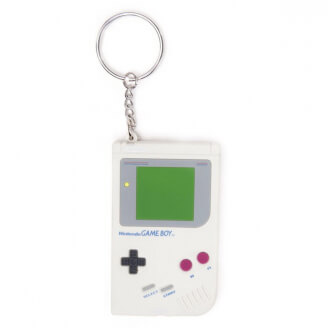 Porte-clés Game Boy Nintendo