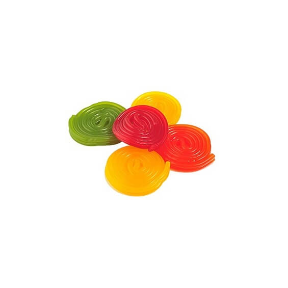 Bonbons rotella aux fruits