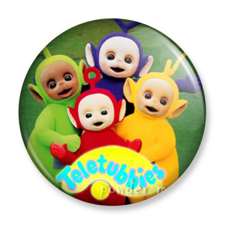 Badge : Teletubbies