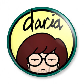 Badge : Daria