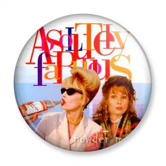 Badge : Absolutely Fabulous