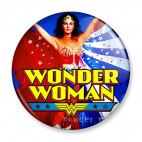 Badge : Wonder Woman - USA