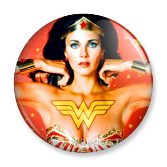 Badge : Wonder Woman