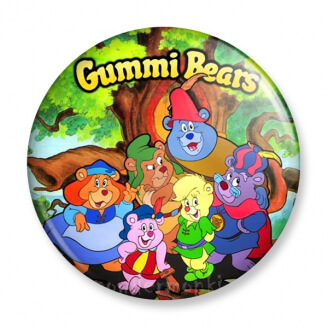 Badge : Les Gummi