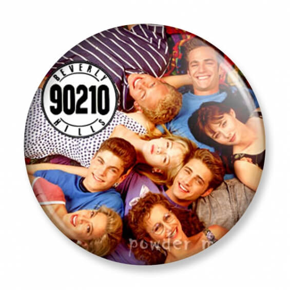 Badge : Beverly Hills - 90210