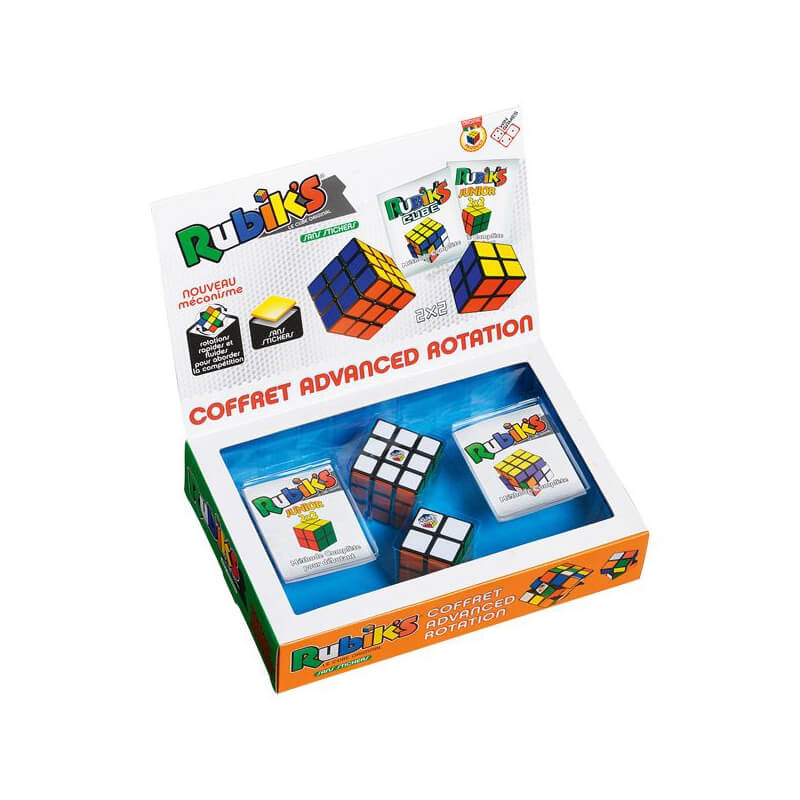 Rubik's Cube - Coffret Advanced Rotation
