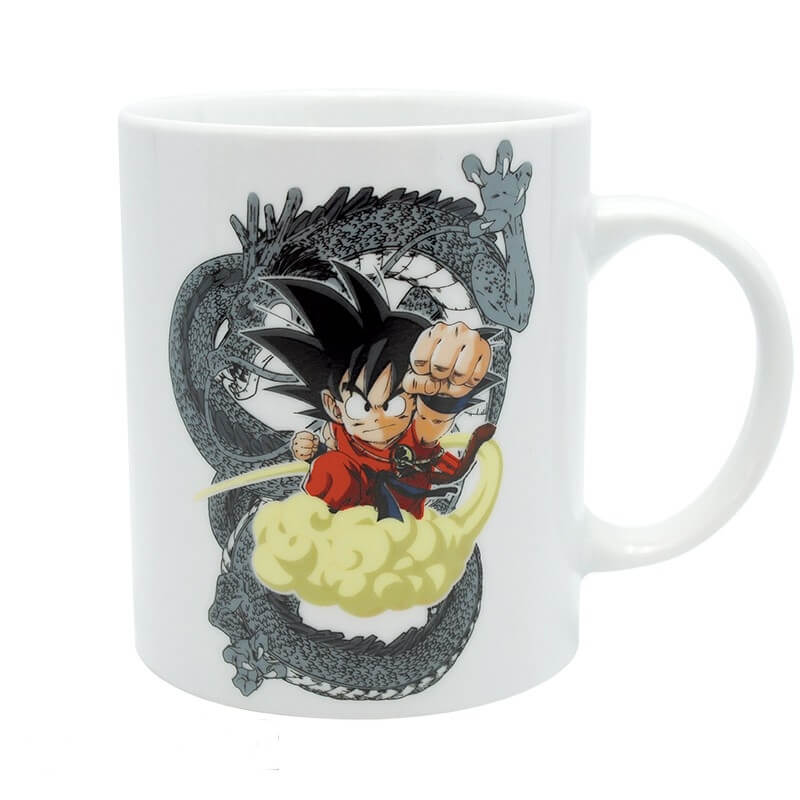 Mug Dragon Ball - Goku et Shenron