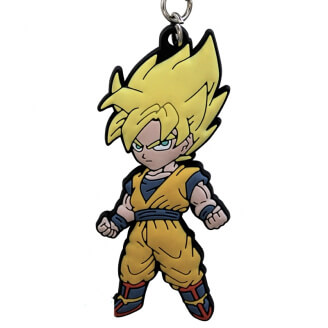 Porte-clés Dragon Ball Z - Goku