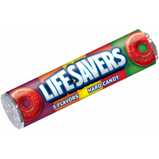 Bonbons aux 5 parfums Life Savers
