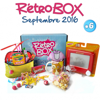 Rétro Box N°6 - Septembre