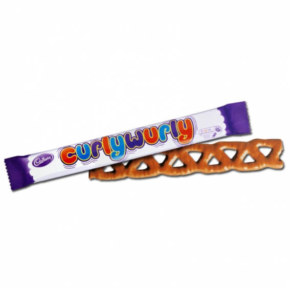 Curly Wurly - Les 3 Mousquetaires