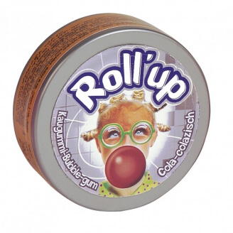 Chewing-gum : Roll'up Cola