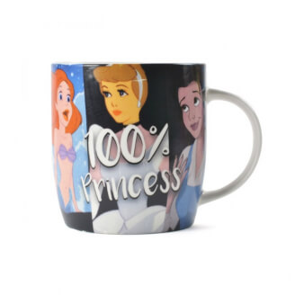 Mug 100% Princesses Disney
