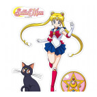 Stickers Sailor Moon