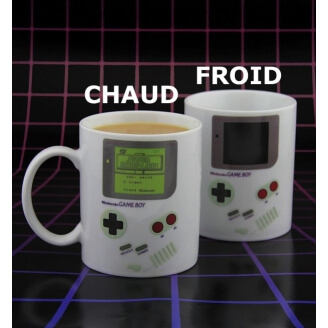 Mug Game Boy - Chaud Froid