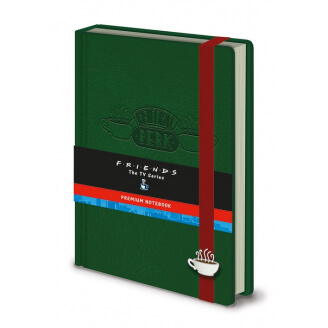 Carnet de notes Friends - Central Perk