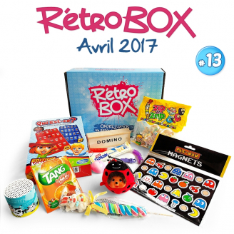 Rétro Box N°13 - Avril