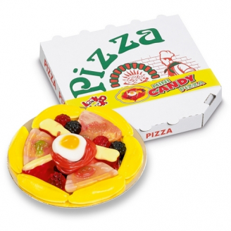 Mini Candy Pizza