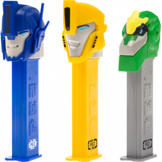Distributeur PEZ Transformers